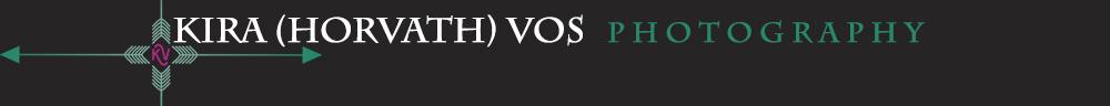 Kira (Horvath) Vos Photography logo