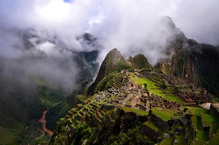 Machu Picchu Peru travel photographer. Kira Vos (Horvath)